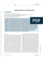 3D Multiscale Modeling of Fracture in Metal Matrix Composites