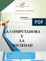 La Computadora y La-sociedad