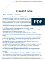 PCouncil of India