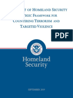 19 0920 Plcy Strategic Framework Countering Terrorism Targeted Violence