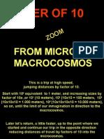 FantasticTrip from Microcosm to Macrocosm