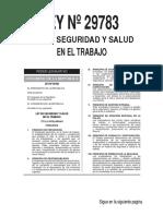 2.- Ley 29783 -  Ley de Seguridad y Salud en el Trabajo - Buscador -.pdf