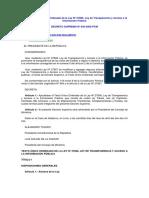1557866243 Texto Único Ordenado de La Ley Nº 27806