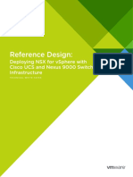 8. Design Guide for NSX With Cisco Nexus 9000 and UCS v 1