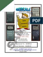 Geocalc v3.2 (7187333)