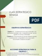 Plan Estrategico SENASA
