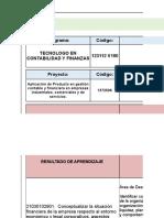 10. PLAN de TRABAJO Analisis Financiero V1