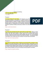 Paragraph Analysis Copy