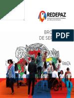 Brochure Redepaz