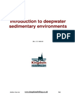 Introduction to Deepwater Sedimentary Environments