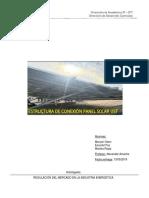 Trabajo Regulación Del Mercado Energetico en Chile (1)