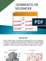procedimiento de seldinger