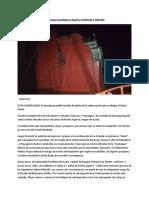 Reporte Barcaza Coyhaique