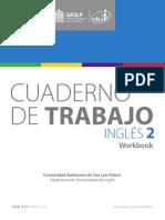Inglés 2 Cuaderno de Trabajo UASLP