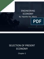 c2 Selection of Present Economy