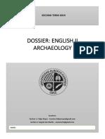 Dossier Arqueo II 2019