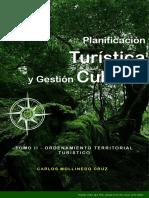 Planificación turística y gestión cultural