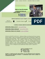 Quadro Comparativo - DPDF