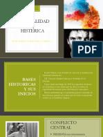 HISTERIA psicopatologia