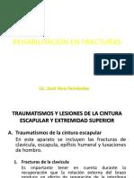 Rehabilitacion de Fracturados