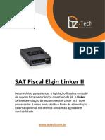 Manual Sat Fiscal Elgin Linker II