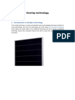 Overlap Solar Panel Technology