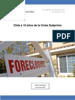 Chile a 10 Aos Crisis Subprime