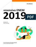 eBook Intensivo Enem Semana 11