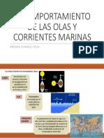 Olas y Corrientes Marinas