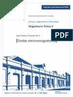 Guía n° 3 Ondas electromagnéticas