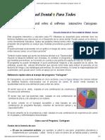 Informacion General Sobre El Cariogram