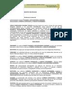 Dem. Laboral Servicio Domestico - Nancy Rivadeneira