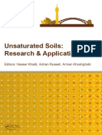 Khalili N., Unsaturated Soils _ 2014 _ Research & Applications - Volume 1 and 2,.pdf