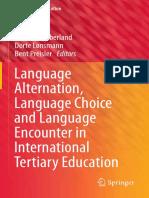 Language Alternation