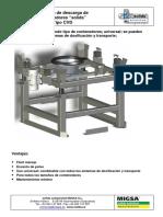 Diseño filtro material particulado