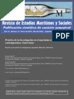 Práctica de la investigación en el marxismo argentino contemporáneo.
