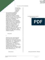 Omnibus Plaintiffs Petition in Intervention