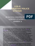 Usa Policing