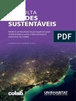 Cidades Sustentáveis - OnU Habitat e Colab