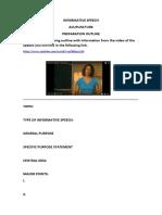 Virtual Taskacupuncture Outline