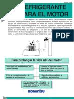 Refrigerante Motor