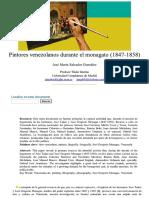 Pintores venezolanos durante en Monogato (1847-1858)