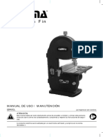 Manual Sierra Sinfin