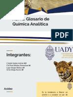 ADA 1. Glosario de Química Analítica