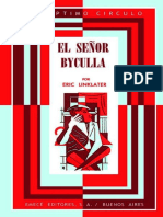 Linklater, Eric - El Señor Byculla