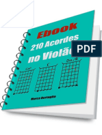 Ebook  210 acordes no Violão.pdf