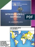 Introducción a La Geofísica