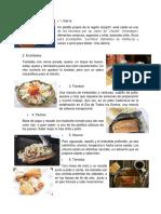 Comidas de Guatemala