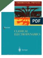 Greiner - Classical Electrodynamics (1998)