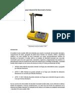 descripcion densimetro